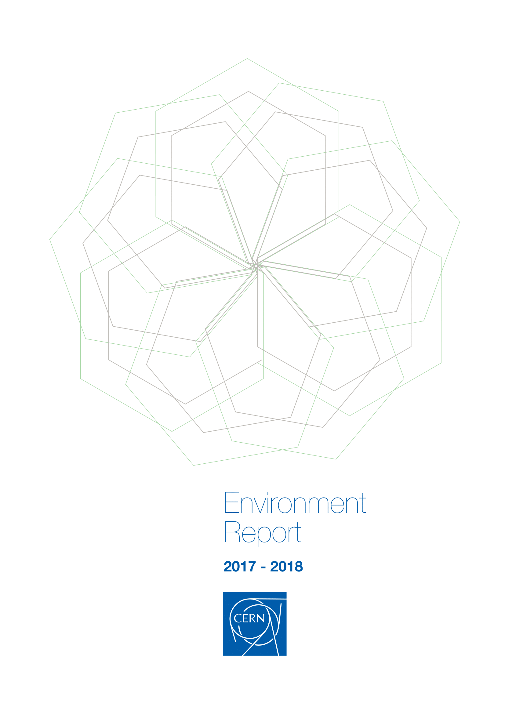View Vol. 1 (2020): CERN Environment Report—Rapport sur l'environnement 2017–2018